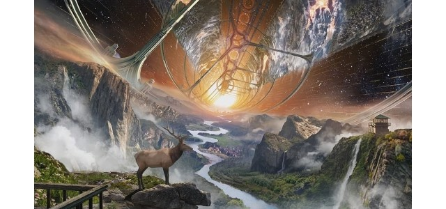 世界首富贝索斯:未来太空生态系统 能容纳万亿人