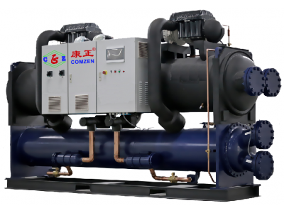 康正水冷离心式变频磁悬浮冷水机组-CZM系列