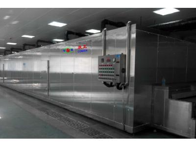 牛油冷却隧道冷却装置