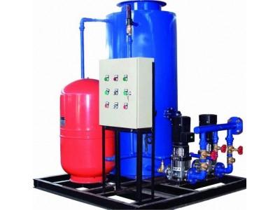 全自动定压排气补水装置