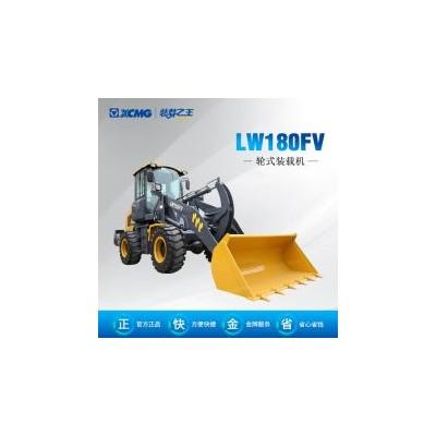 徐工小型装载机 LW180FV 全能高效
