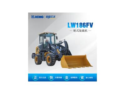 徐工小型装载机 LW186FV 高强王