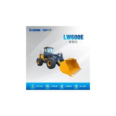 LW600E轮式装载机 徐工超重载干式桥3.5m³铲斗